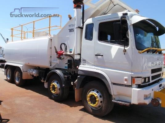 2005 Fuso FS Heavy 8x4 Lwb Trucks for Sale