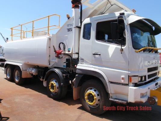 2005 Fuso FS Heavy 8x4 Lwb South City Truck Sales - Trucks for Sale