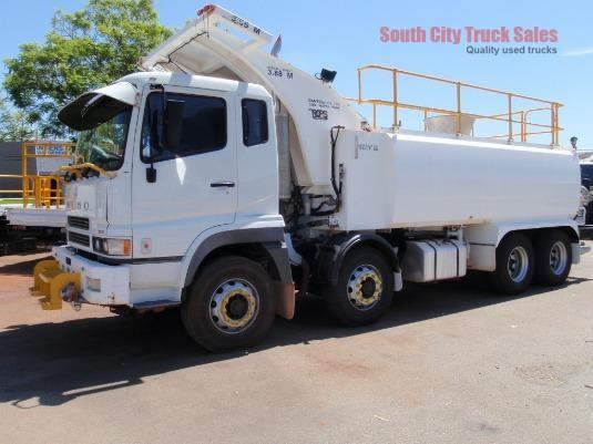 2005 Fuso FS Heavy 8x4 Lwb South City Truck Sales - Trucks for Sale