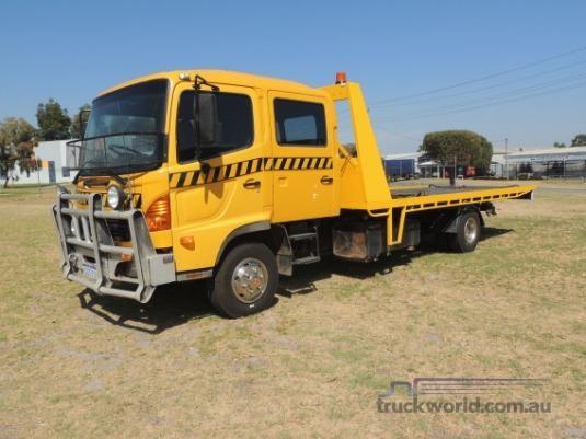 2007 Hino Ranger 6 FD Crew Japanese Trucks Australia - Trucks for Sale