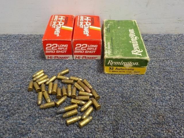 Assortment of Various Ammunition | Meridian Public Auction