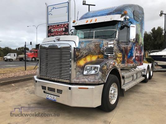 2012 Freightliner Coronado Adelaide Truck Sales - Trucks for Sale