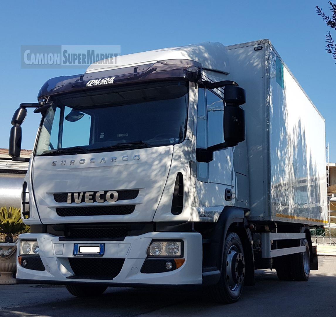 Iveco EUROCARGO 120E22 used 2010