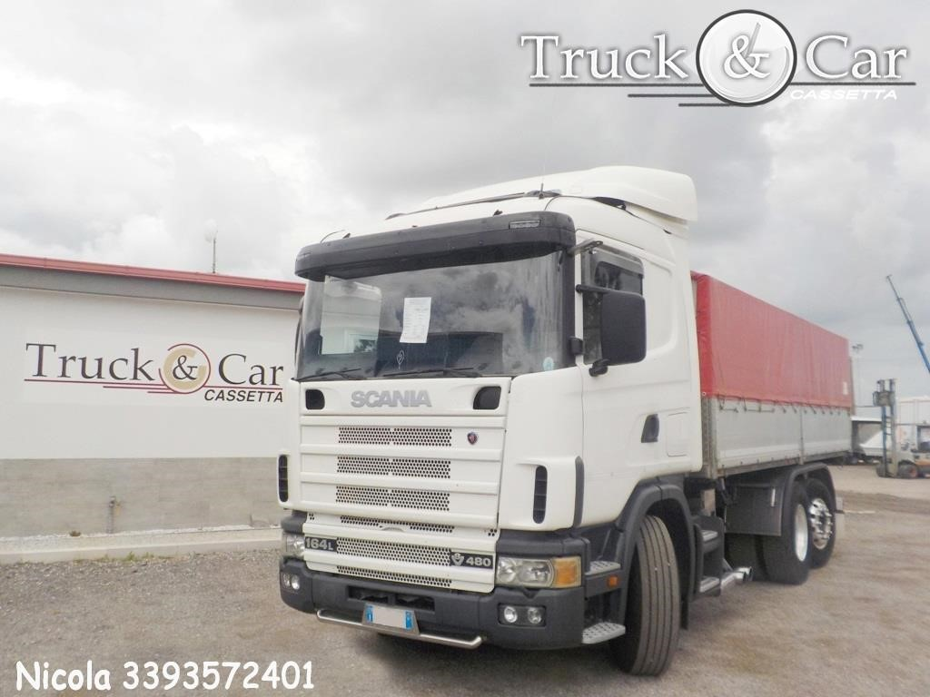 Scania R164L480 #Used