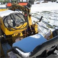 Massey Ferguson 30b industrial tractor   HiBid Auctions
