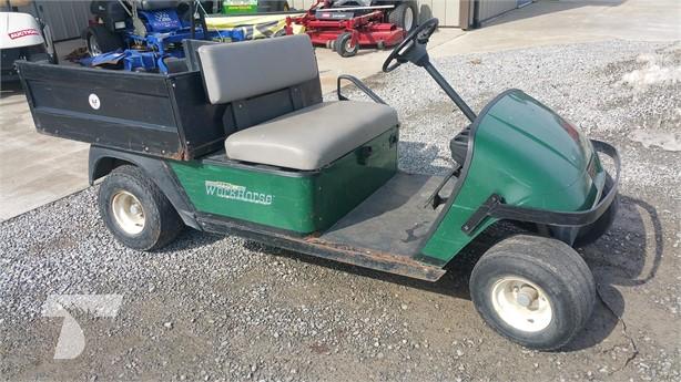 E Z Go Workhorse 1200 Golf Carts Auction Results 15 Listings Needturfequipment Com