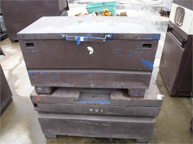 Lot Of Two Toolboxes Tools/Hand Held Items Auction Results