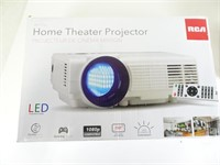 RCA Home Theater Projector - Model RPJ116 - | Dugan, INC