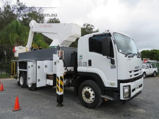 2008 Isuzu FVZ1400 - Trucks for Sale