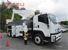 2008 Isuzu FVZ1400 Cherry Picker