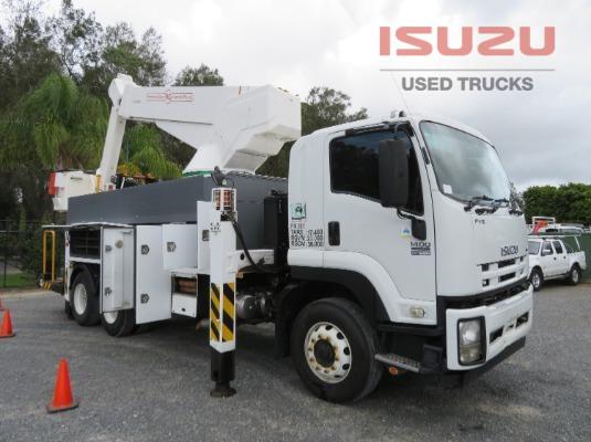2008 Isuzu FVZ1400 Used Isuzu Trucks - Trucks for Sale