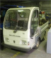 Taylor Dunn ET 3000 electric utility truck only