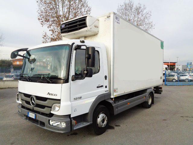 Mercedes-Benz ATEGO 1018 Usagé