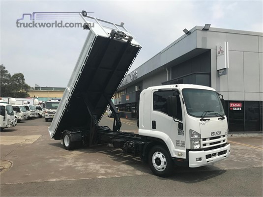 2011 Isuzu FSD - Truckworld.com.au - Trucks for Sale
