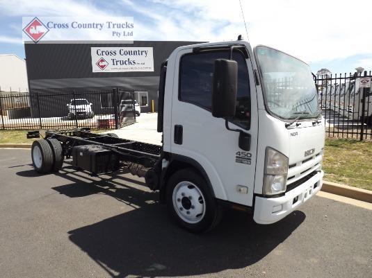 2009 Isuzu NQR450 Cross Country Trucks Pty Ltd - Trucks for Sale