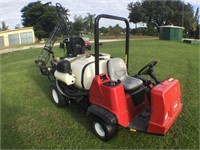 Miami Springs Golf Course Maintenance Equipment Auction