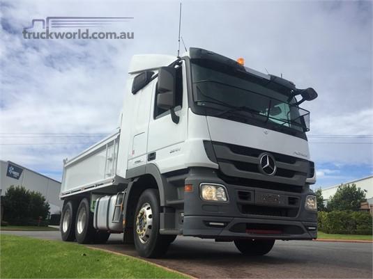 2013 Mercedes Benz Actros 2644 - Truckworld.com.au - Trucks for Sale