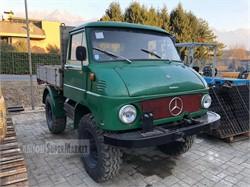 Mercedes-benz Unimog 411  Uzywany