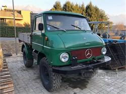 Mercedes-benz Unimog 411  Usato