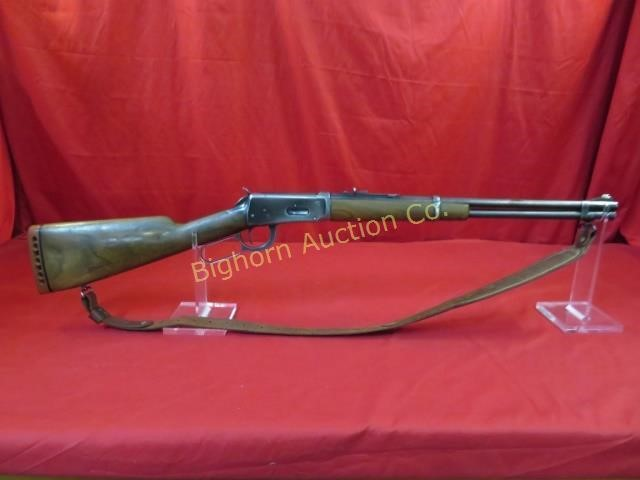 Rifle: 30 WCF/30-30 Winchester Model 94 | Bighorn Auction Co