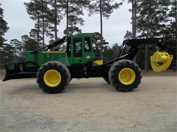 Ammco bus : Logging skidders for sale