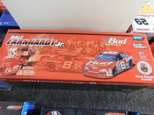 Dale Earnhardt Jr Raced Version Bud Racing 2001   Lenhart