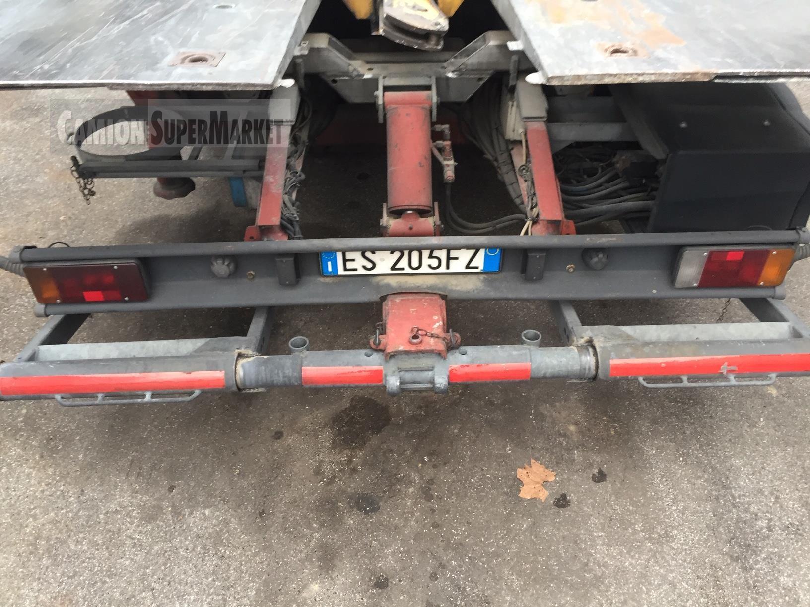 Iveco EUROCARGO 85E18 Usato 2000