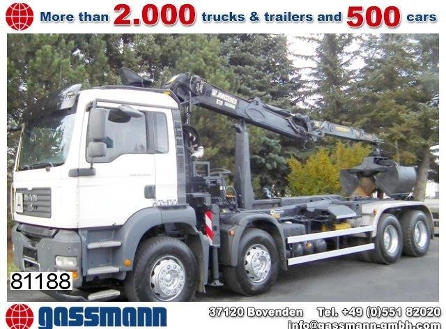 MAN TGA41.400