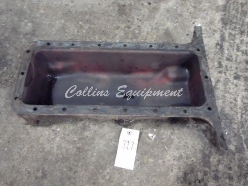 FERGUSON MASSEY FERGUSON 40 TRACTOR ENGINE OIL PAN PART #Z1 Other For Sale  In Thorntown, Indiana