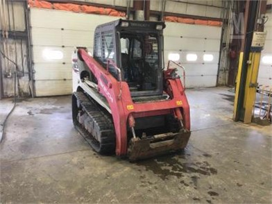 Takeuchi Track Skid Steers For Sale - 472 Listings
