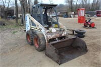 Bobcat 742 Gas Skid Steer | Smith Sales LLC