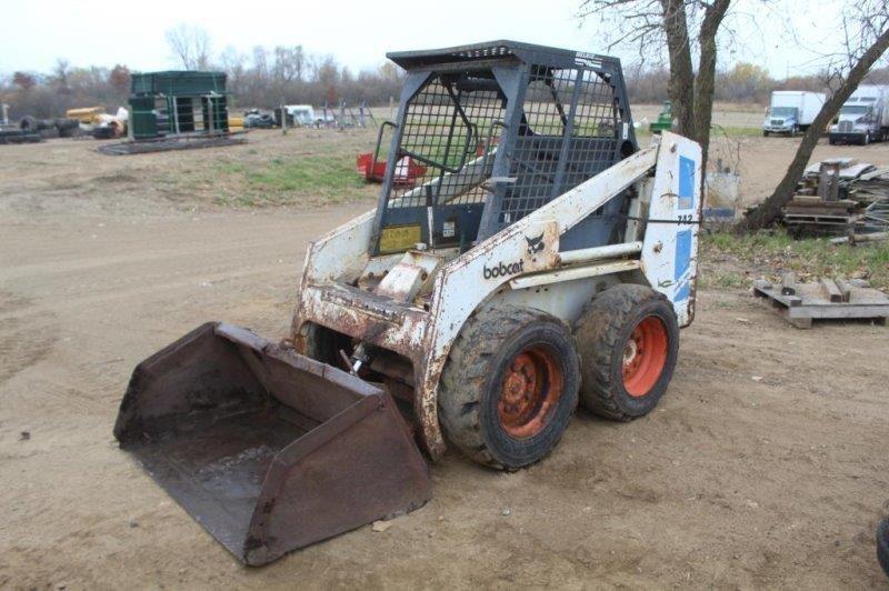 Bobcat 742 Gas Skid Steer | Smith Sales LLC