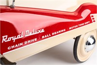 Vintage Murray 1955 Royal Deluxe Pedal Car
