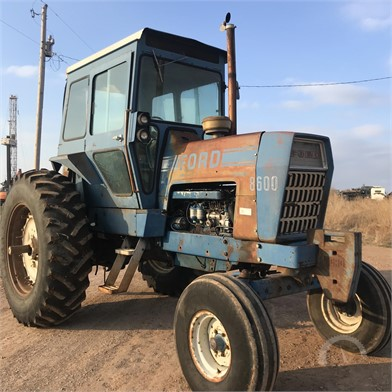 FORD 8600 Online Auction Results - 10 Listings | AuctionTime