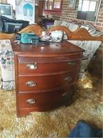 3 drawer ladies desk