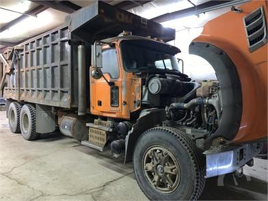 MACK GRANITE Heavy Duty Trucks Auction Results - 95 Listings