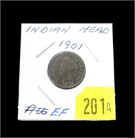 11/17/18 Coin & Jewelry Auction