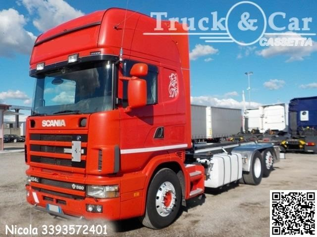 Scania R164L580 #Used