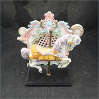 Porcelain, Brass, Copper, Glass Auction