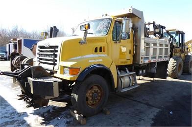 STERLING Salvage Trucks For Sale - 30 Listings | TruckPaper