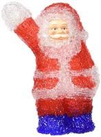 FESTIVE PRODUCTIONS P003690 21cm B/O Acrylic Santa