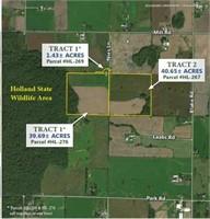 Farmland Real Estate Auction - Nies Road