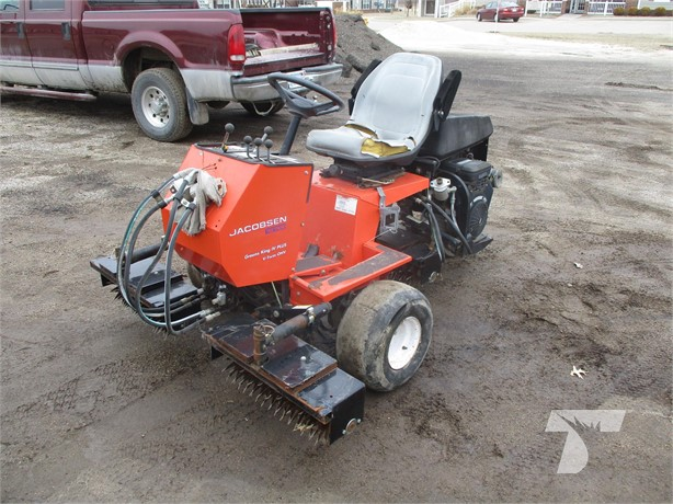 JACOBSEN GREENS KING IV PLUS Mowers Auction Results - 12
