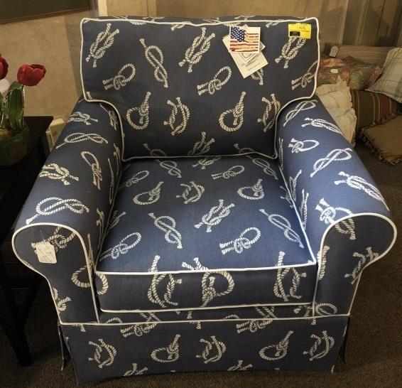 Capris Furniture Chair Kraft Auction Service