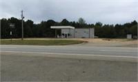 3.2 Acres - 2000 sq ft Store & Shop -  Fuel Tanks & Pumps