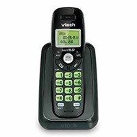 Vtech Dect 6.0 Single Handset Cordless Phone with