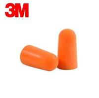 3M 1100 Ear Plugs - Orange