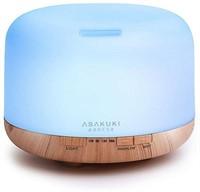 ASAKUKI 500ml Premium, Essential Oil Diffuser, 5