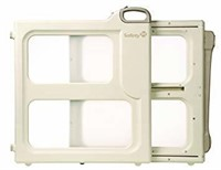 Safety 1st Perfect Fit Gate, White