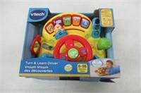 VTech Turn & Learn Driver (English Version)